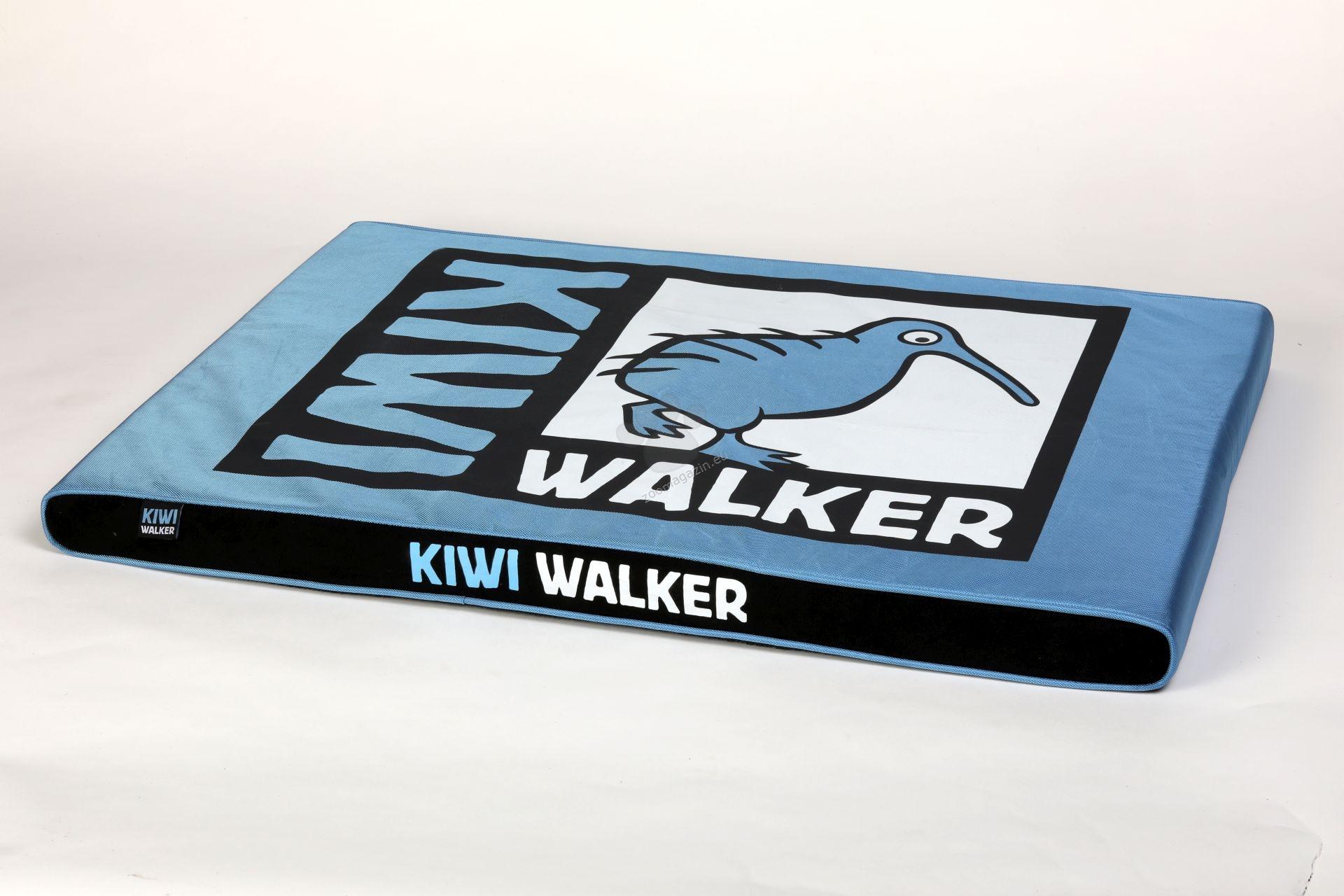 Kiwi Walker Mattress XL - ортопедичен матрак с мемори пяна 95 / 65 / 6 см. / син, оранжев, зелен, кафяв, розов /