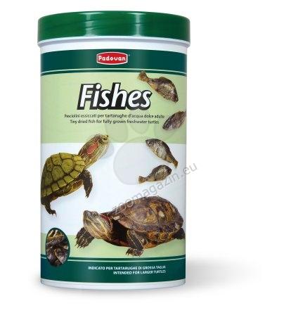 Padovan Fishes - храна за костенурки, сушени рибки 150 гр.