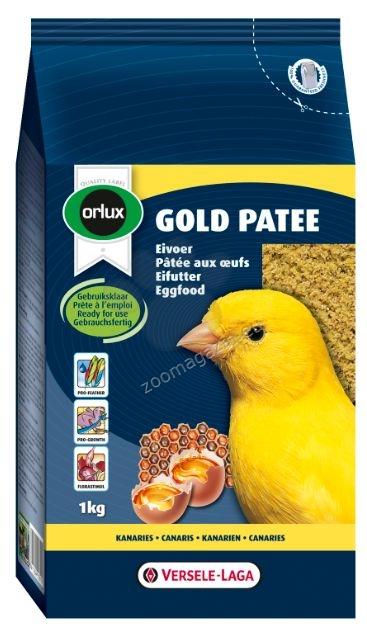 Versele Laga - Orolux Gold Patee Yellow Canaries - мека яйчна храна за жълти канари 1 кг.