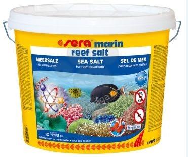 Sera - Marin Reef Salt - морска сол за корали 20 кг