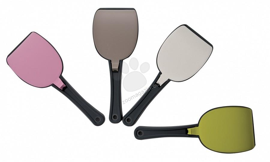 M.P.Bergamo Shaker - лопатка /сива, розова, бяла, зелена/, размери: 28/10 см