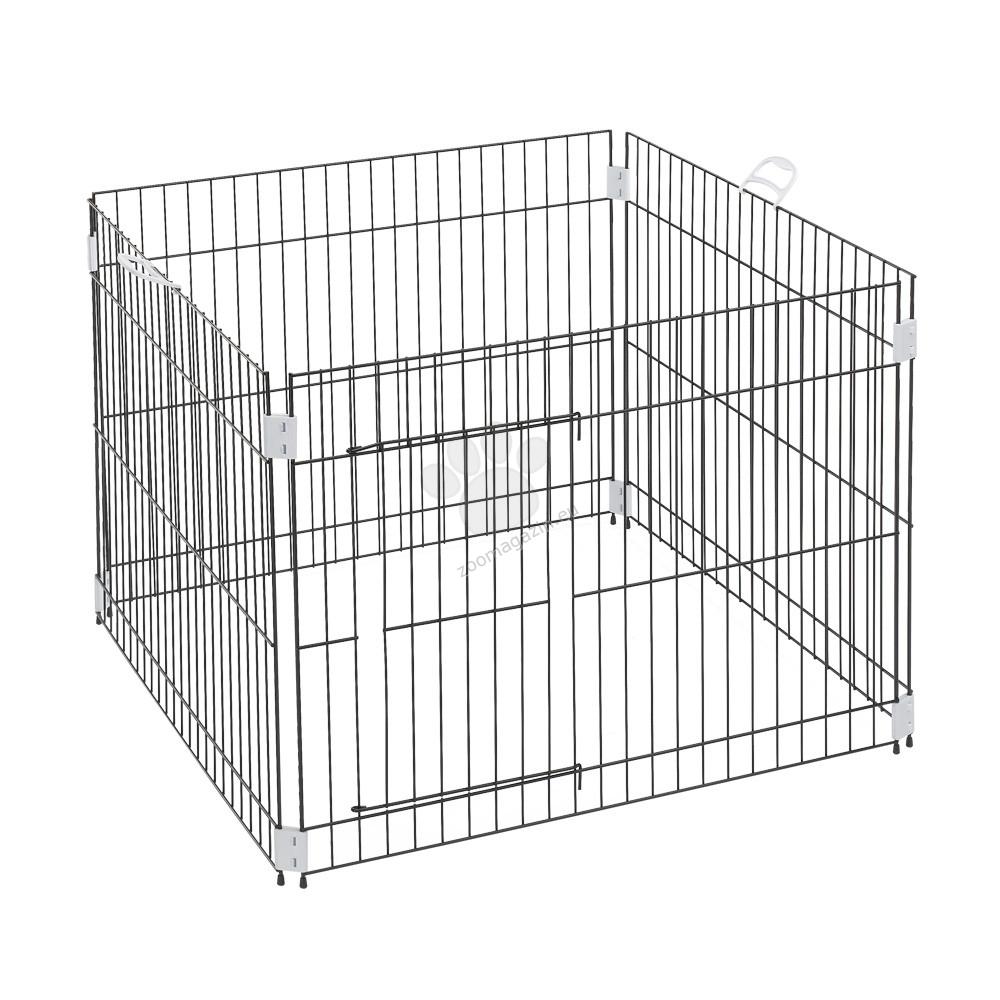 Ferplast - Dog Training - клетка за дома 80 / 80 / 62 cm
