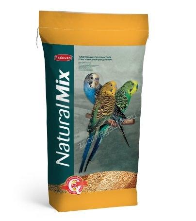 Padovan Naturalmix cocorite - специално селектирана смес за вълнисти папагали 20 кг.
