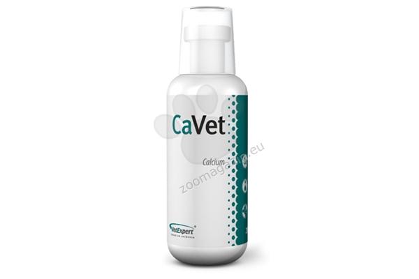 Vetexpert CaVet - вкусна добавка при недостиг на калции 250 мл.