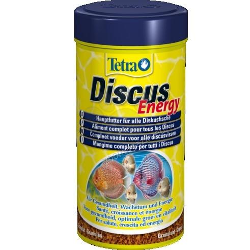 Tetra - Discus Energy - храна за риби дискус за повече жизненост 250 мл.