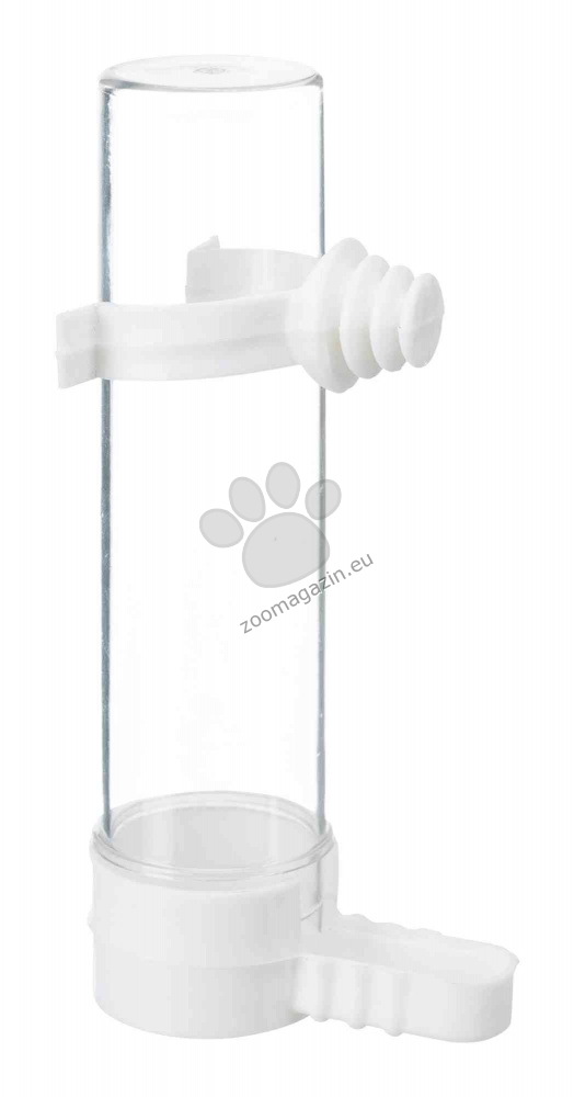 Trixie Water and Feed Dispenser, Plastic - поилка 130 мл., 16 см.