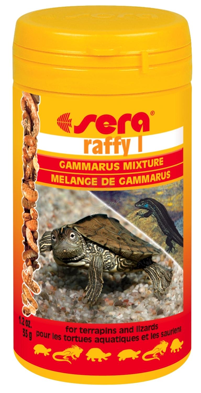 Sera - Rafi I - висококалорична основна храна за костенурки и гущери 3800 мл.