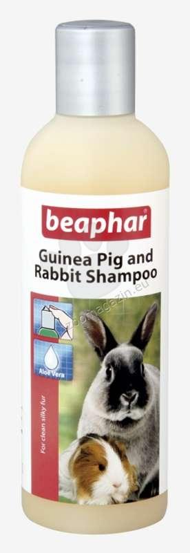 Beaphar Shampoo - шампоан за зайчета и морски свинчета 250 мл.