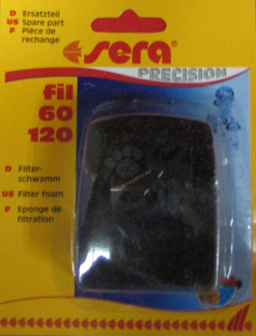 Sera - Fil - резервна гъба за филтри Sera fil 60 and 120