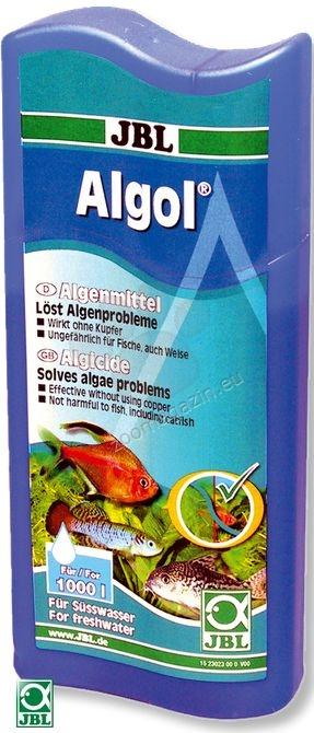 JBL Algol - препарат против образуването на плесени и водорасли  100 мл.