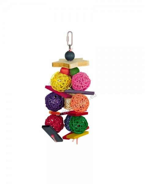 Nobby Bird Toy - играчка за папагали 25 см.