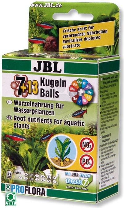 JBL The 7 + 13 Balls - 20 топки тор за корените на аквариумните растения