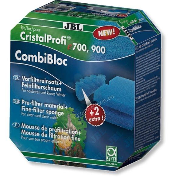 JBL CombiBloc CP e400/700/900/1 - комплект гъби за външен филтър
