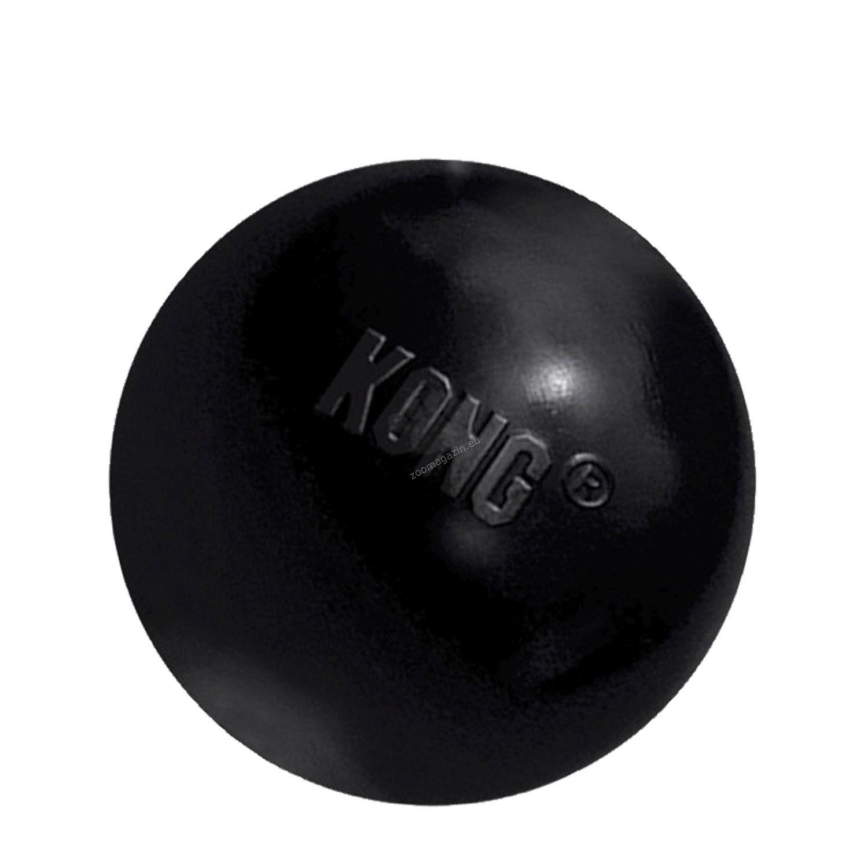 Kong Extreme Ball M / L - топка здрава и устойчива, от естествен каучук, за кучета над 15 кг.