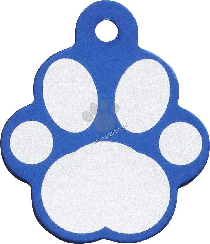 iMARC Paw Shaped Blue / голям /