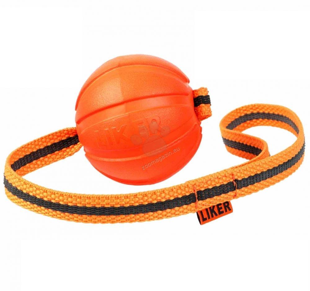 Liker Line 9 - уникална плаваща топка с въже, 9 см