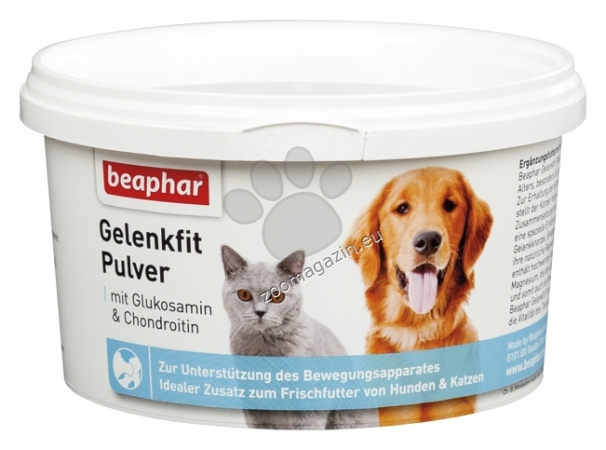 Beaphar Joint Care Powder - Пудра при ставни проблеми, 300 гр.