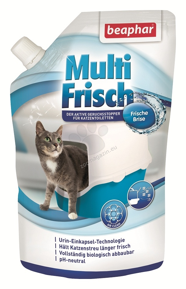 Beaphar Multi Frisch Vanilla Dream - биологично активен ароматизатор за котешка тоалетна / ванилия /