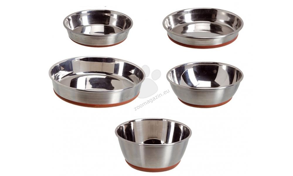Camon Durapet bowl - метална купичка за котка 220 мл. / 11 см.