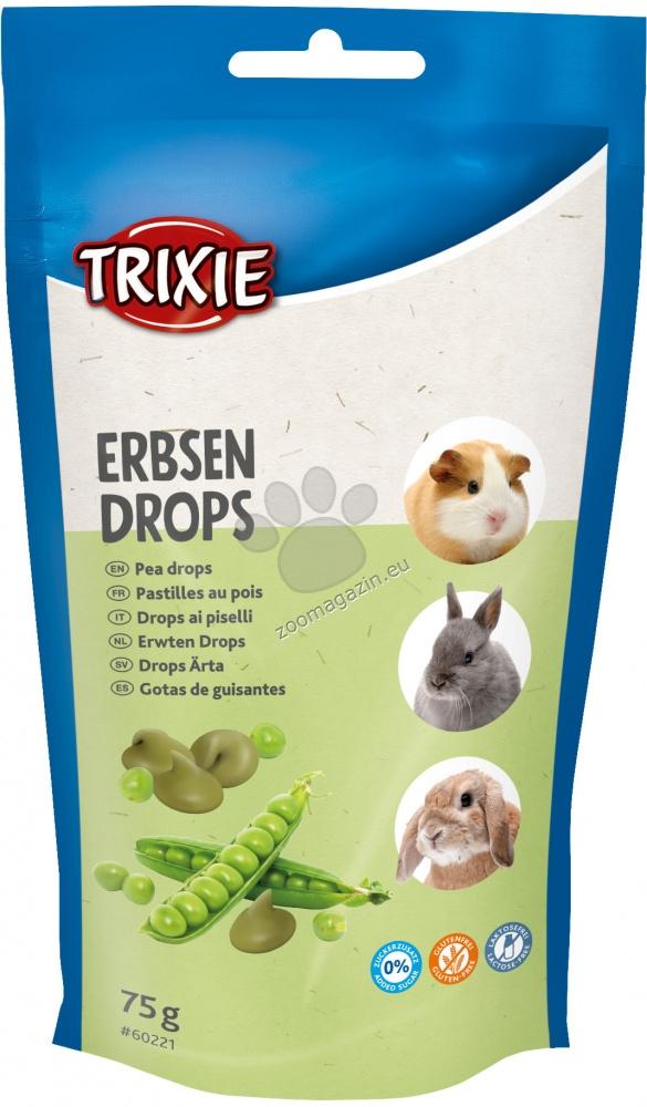 Trixie Pea Drops - лакомство грах 75 гр.