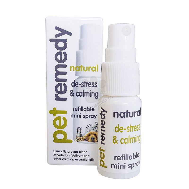 Pet Remedy Mini Calming Spray - мини успокояващ спрей 15 мл.