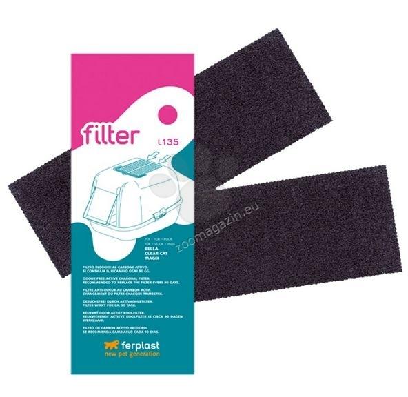 Ferplast - Filter Bella, Magix, Prima - филтър за котешка тоалетна модел: Bella, Magix, Prima