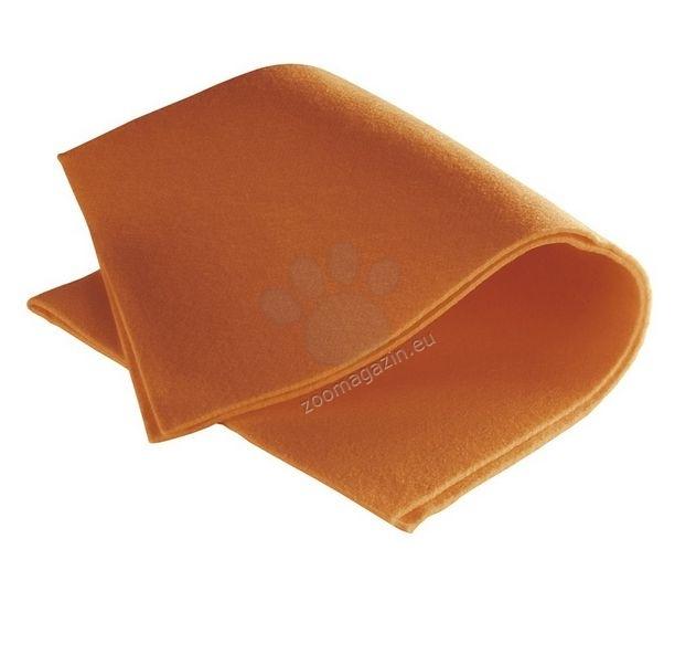 Ferplast absorbing towel for dogs gro5958 - απορροφητική πετσέτα για μπάνιο 50 x h 60 cm
