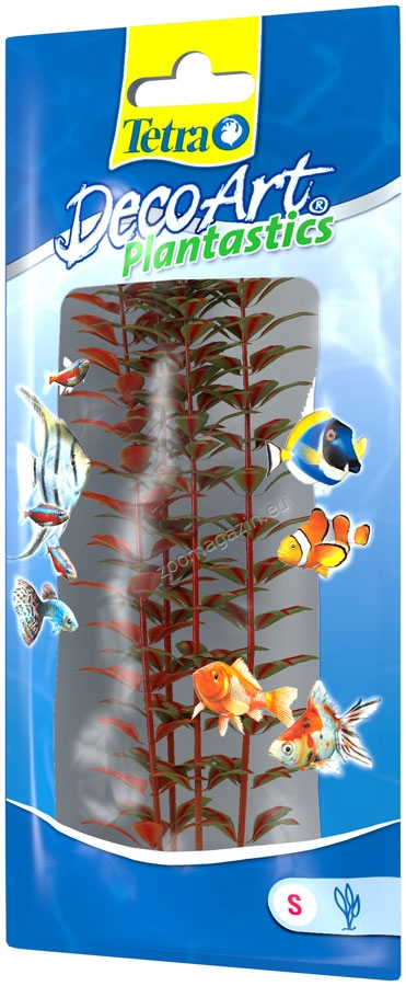 Tetra - DecoArt Plantastics Red Ludwigia 23 см.