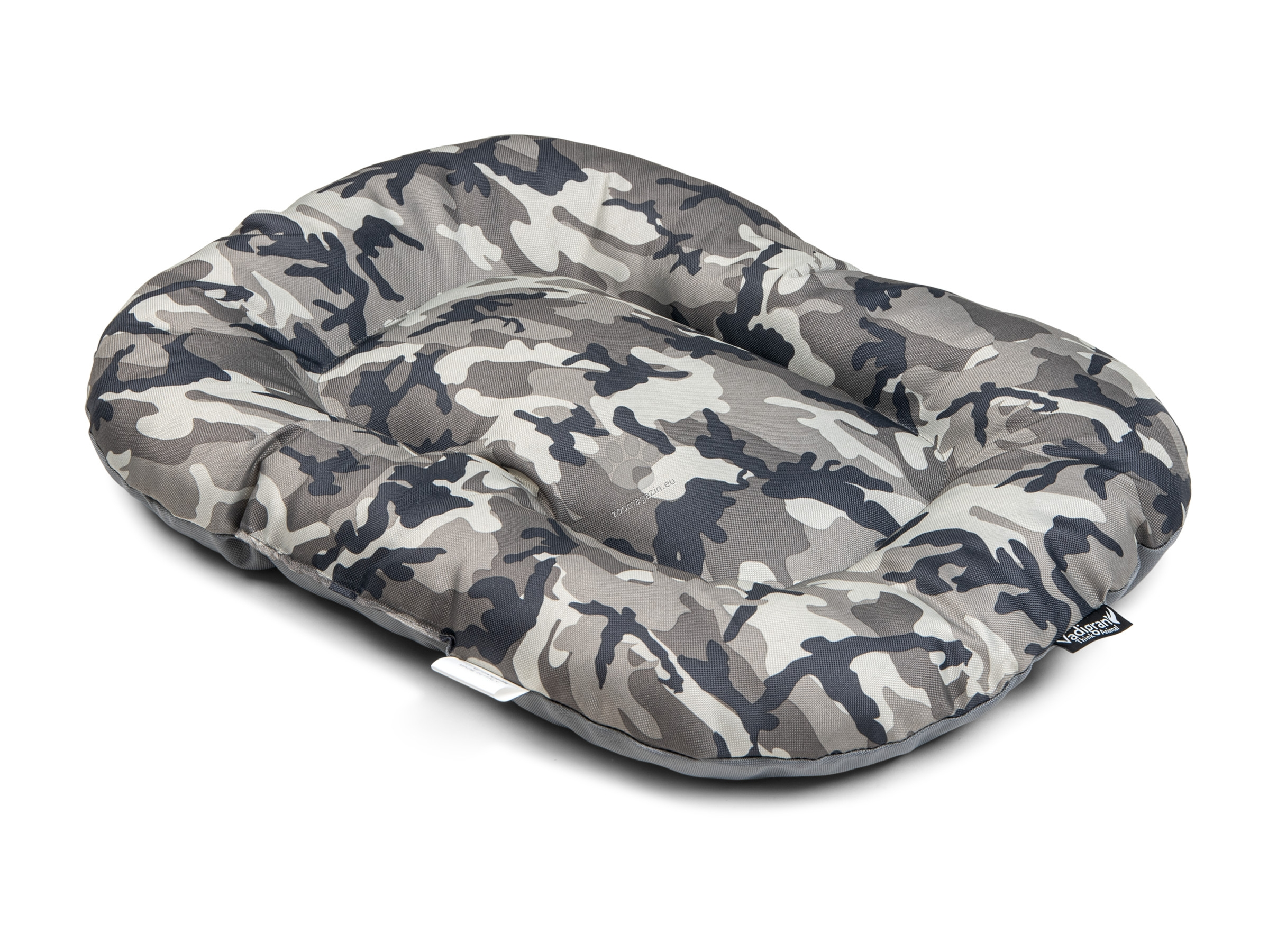 Vadigran - Army Grey - меко легло 90 / 60 см.