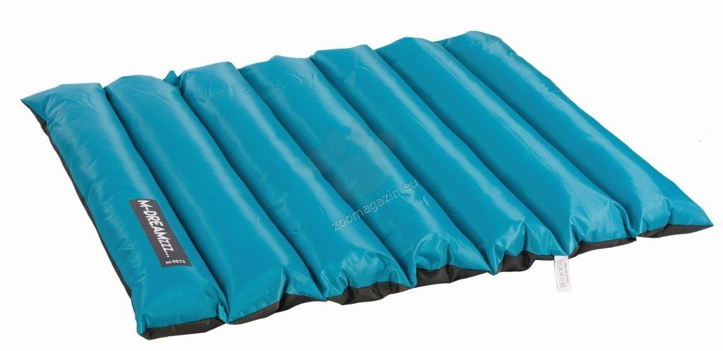 M- Pets Lombok cushion outdoor - външен дюшек 85 / 70 см. / син, оранжев /