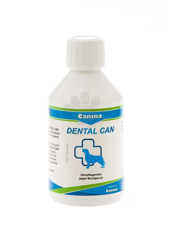 Canina Dental Can - елиминира лошия дъх  250 мл.