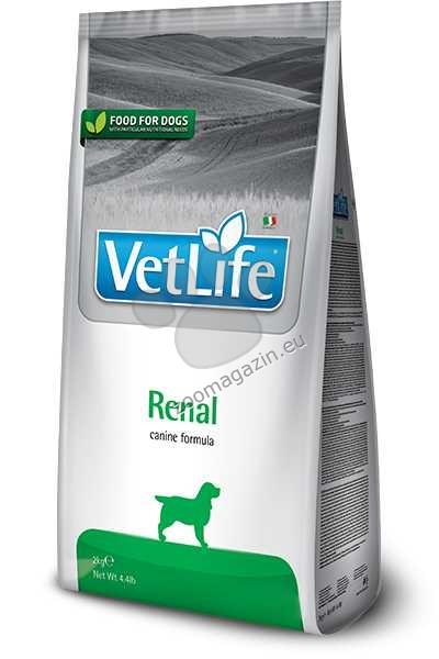 Vet Life Natural Diet Dog Renal - диета за кучета с бъбречна недостатъчност 2 кг.