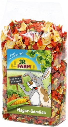 JR Farm Rodents Vegetables - зеленчуков микс за гризачи 150 гр.