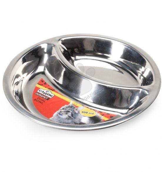 Camon Durapet Dual bowl - купичка за храна и вода