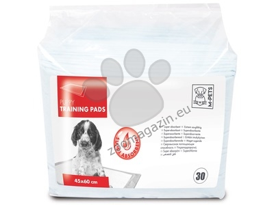 M-Pets Puppy Training Pads - памперси 45 / 60 см., 30 броя