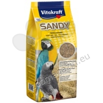 Vitakraft - Sandy - пясък за големи папагали  2.5 кг.