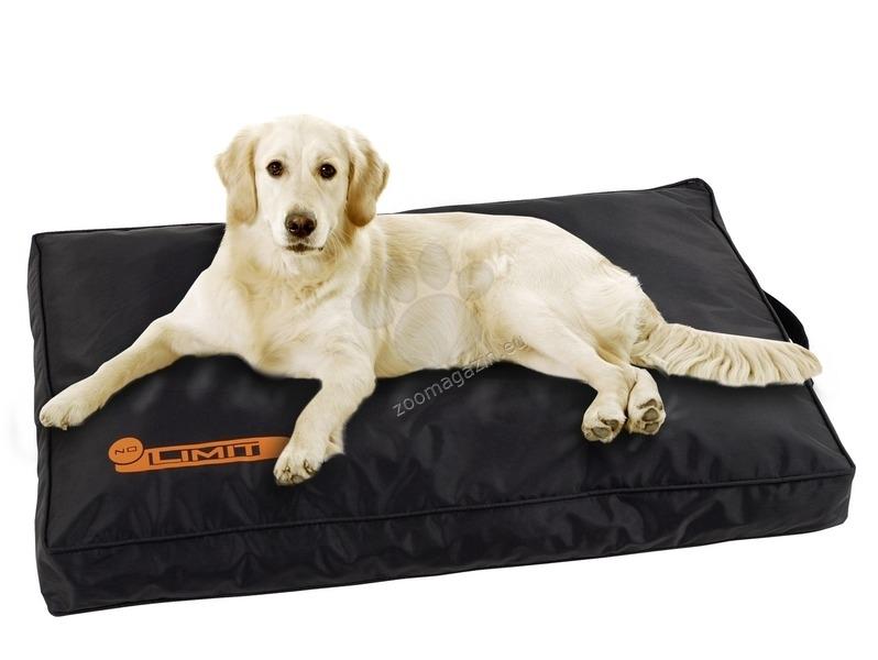 Flamingo No Limit - дишащ матрак за кучета с висока функционалност и високо качество 118/75/8 см.