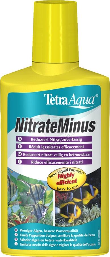 Tetra - NitrateMinus - препарат за постоянно намаляване на нитратите във водата 100 мл.