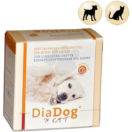 Supplexan Dia Dog n Cat - за oблекчаване на остри стомашночревни проблеми и за регулиране на храносмилателни разстройства / 1 таблетка /