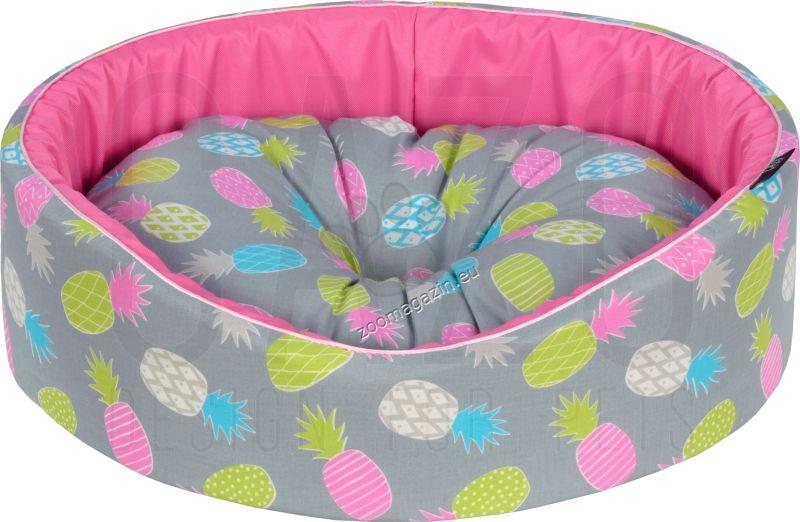 Cazo Foarm Bed Cotton Fruit - меко луксозно легло 50 / 46 см.
