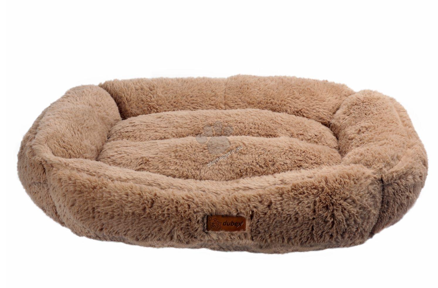 Dubex Brownie bed S - меко легло / кафяво, черно / 50 / 38 / 19 см.