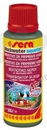 Sera - Blackwater Aquatan - стабилизатор за вода с ефект тропическа вода 100 мл.