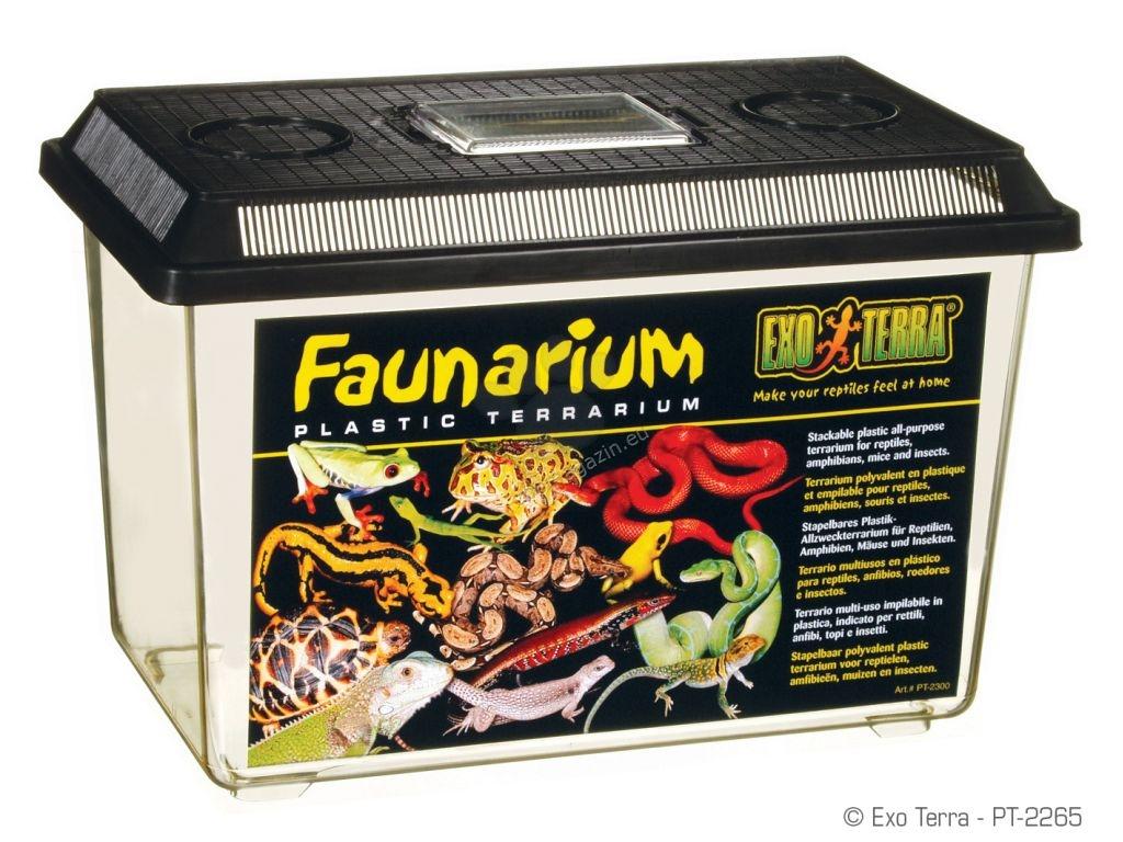 Exo Terra Faunarium All Purpose Terrarium  37 /22 /25 см.