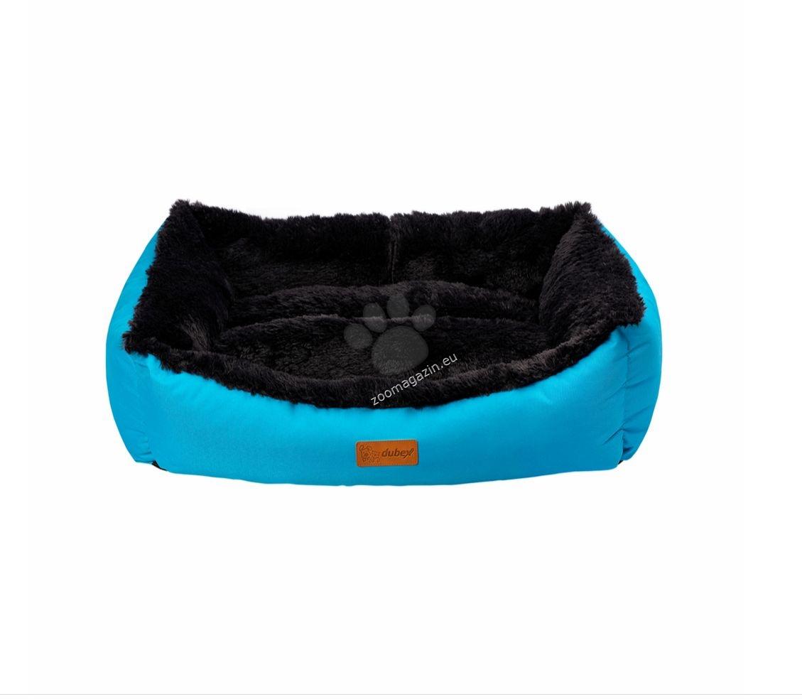 Dubex Jellybean bed M - меко легло / червено, синьо / 62 / 44 / 22 см.