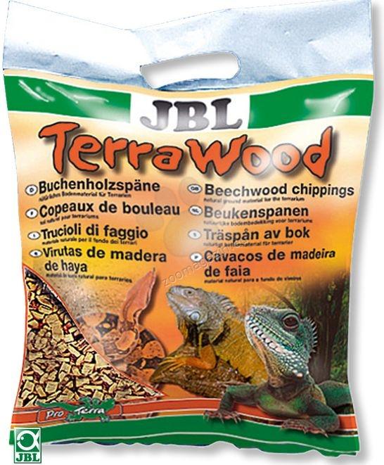 JBL TerraWood - постелка за сухи и полусухи терариуми / 5 литра/