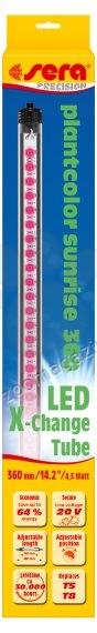 Sera - LED plantcolor sunrise - енергоспестяваща лампа за аквариум 360 mm., 4.3 W