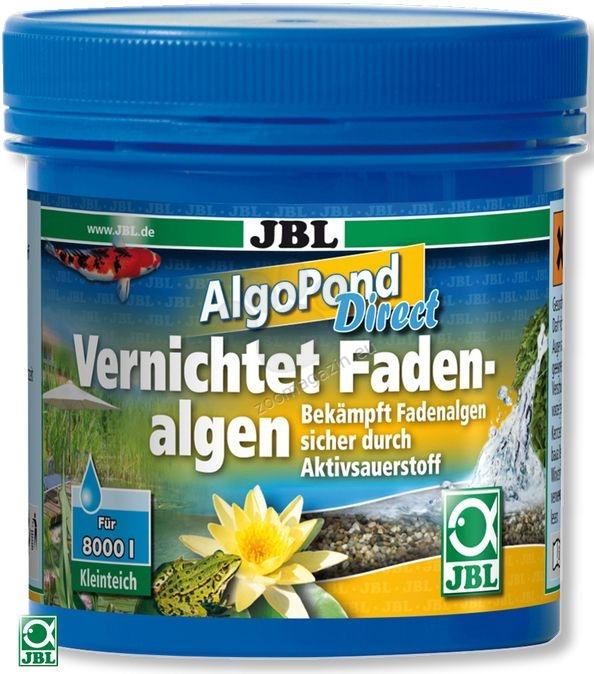 JBL AlgoPond Direct – ефективно средство срещу нежелани водорасли, чрез използване на активен кислород 250 гр.
