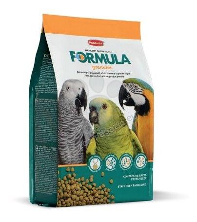Padovan Formula Granules - екструдирана храна за големи папагали 1.4 кг.