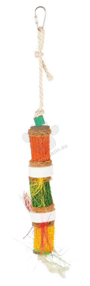 Trixie - Natural Toy with Sisal Rope - играчка 30 см.