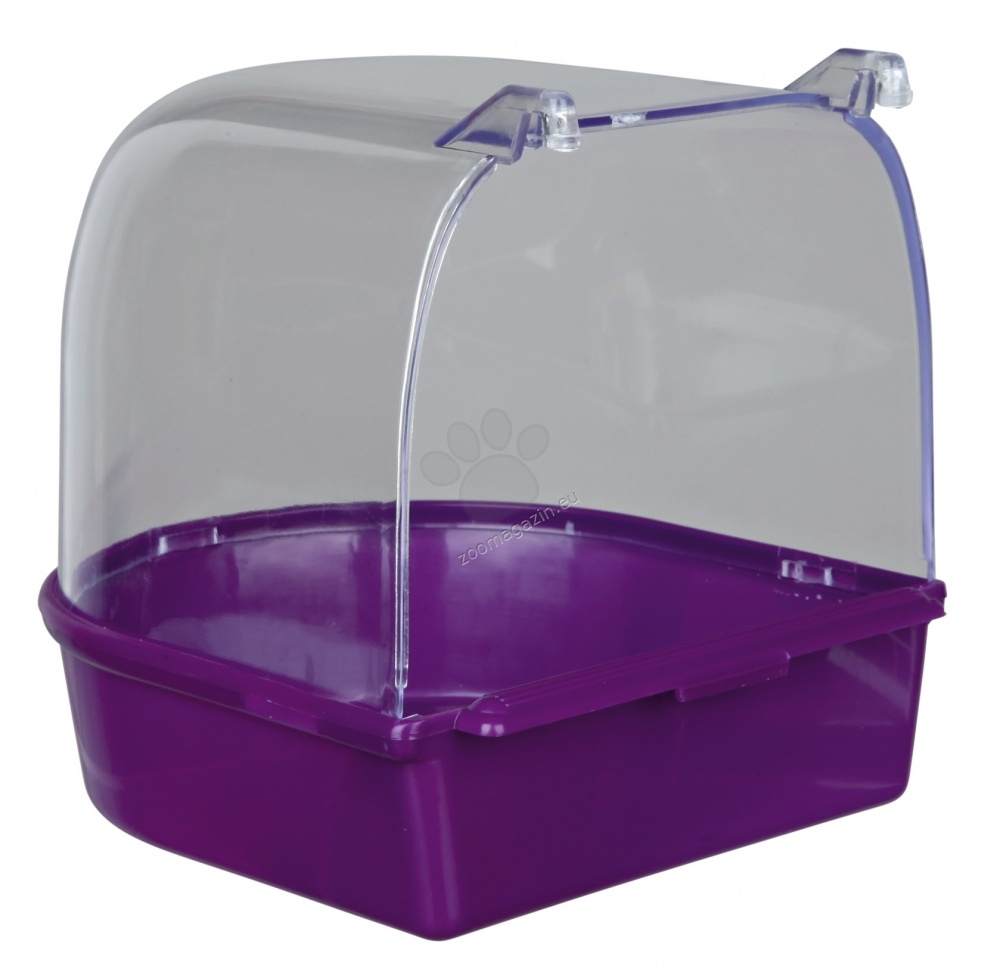 Trixie Bath House, semi-circle - μπανιέρα για λούσιμο, 15 / 13 / 13 см